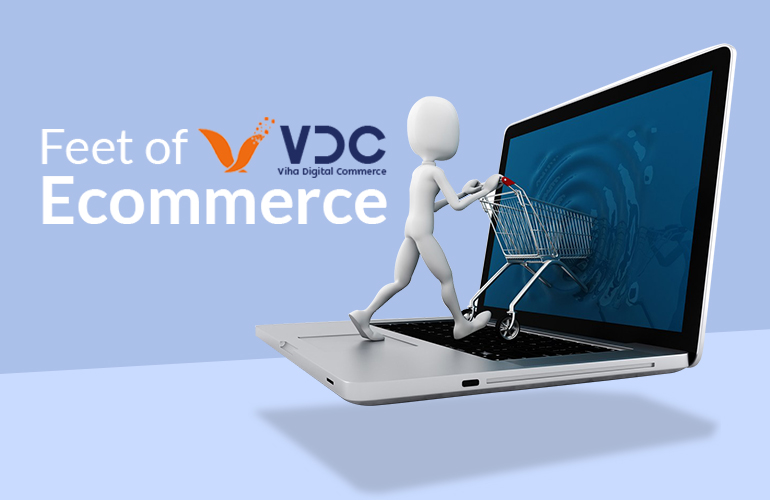 Feet of VDC in Ecommerce