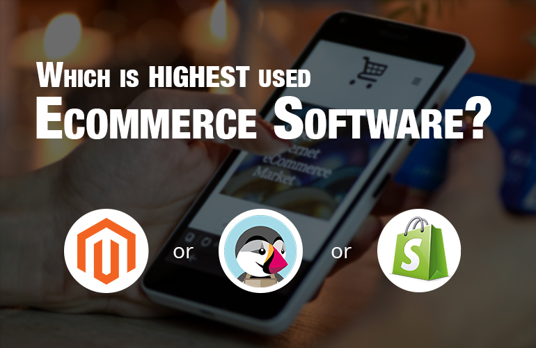 Magento Prestashop Shopify Ecommerce Comparison 2018