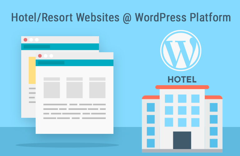 Hotel/Resort Websites @ WordPress Platform