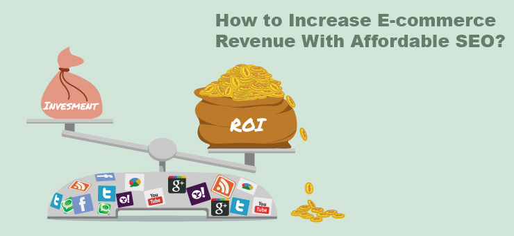 How to Increase eCommerce Revenue with Affordable SEO?