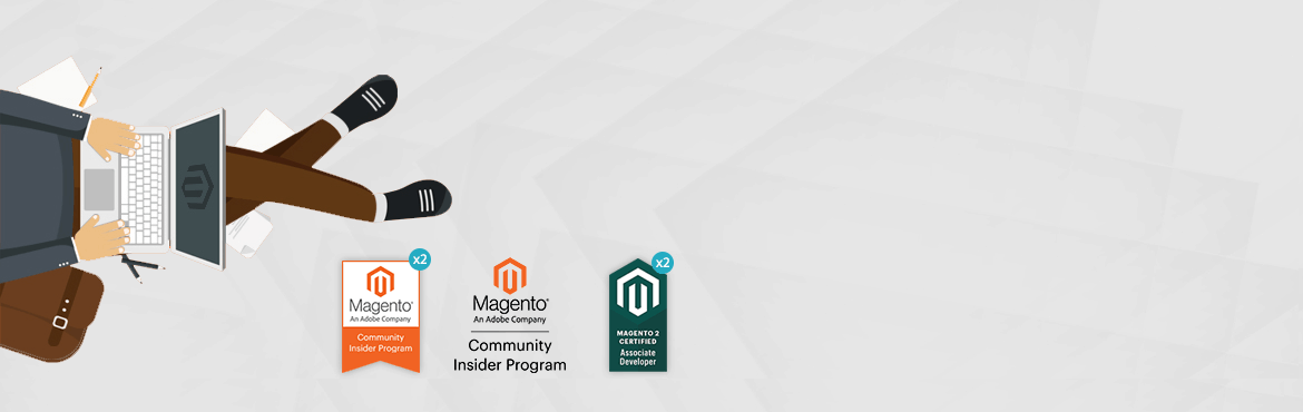 We are Magento2 Certified Professional