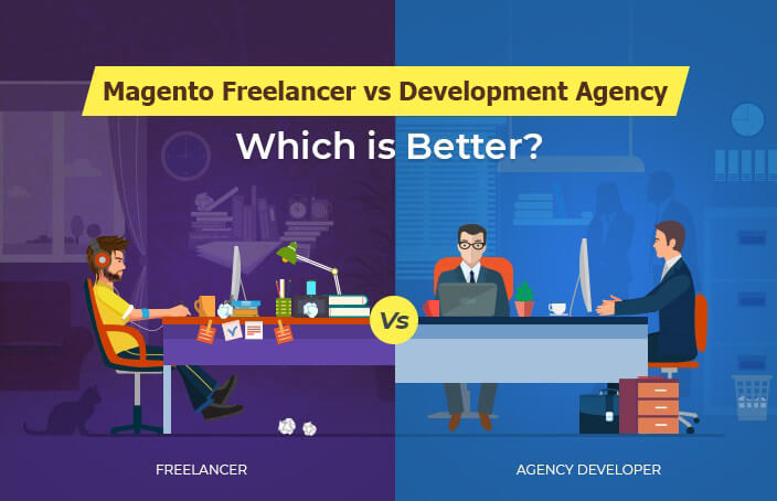 Should I Hire a Magento Freelancer or a Development Company?