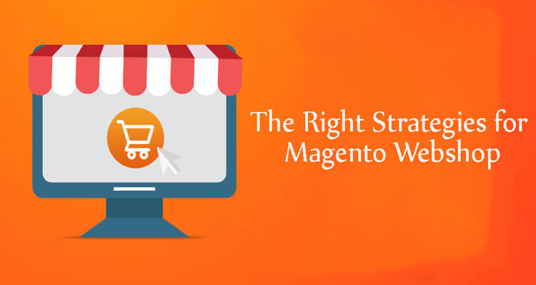 Strategies for Magento Webshop
