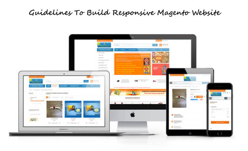 Extensive guide to build Responsive Magento Website